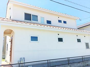 豊橋市 H様邸 外壁塗装事例
