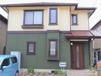 豊橋市 M様邸 屋根・外壁塗装事例