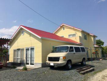 豊橋市 H様邸 屋根・外壁塗装事例