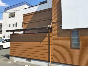 豊橋市 K様貸店舗 外壁塗装事例