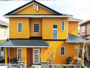 豊橋市 F様邸 屋根・外壁塗装事例