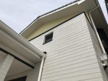 豊橋市 K様邸 外壁張替え・外壁塗装事例